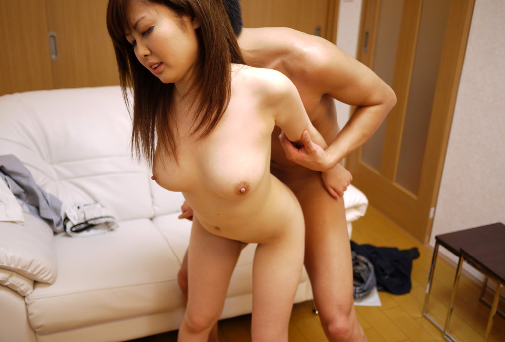 Japanese lingerie model fuck