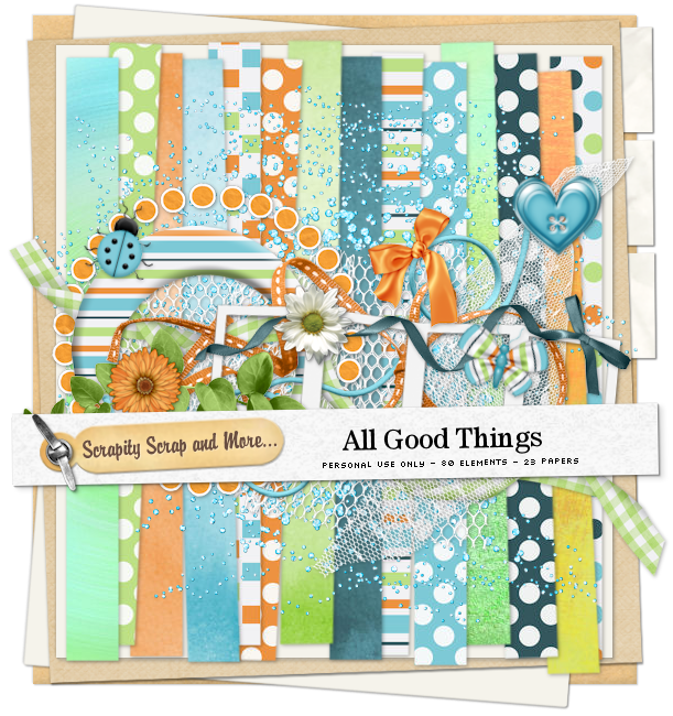 Scrapkits: All Good Things
