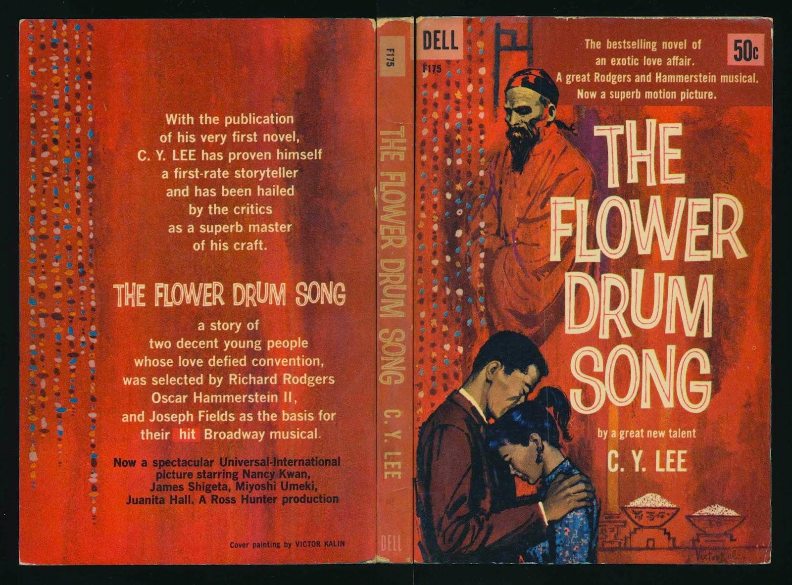 Chinese American Eyes C Y Lee's The Flower Drum Song