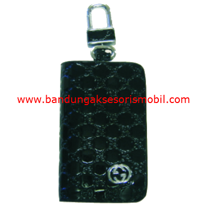 Dompet STNK Gucci Emboss Hitam