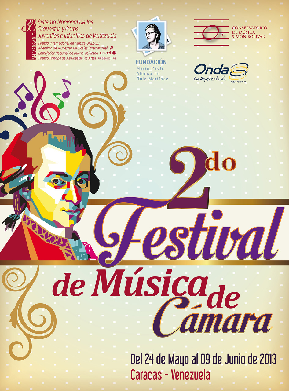 Conservatorio de m sica sim n bol var el ii festival de for Conservatorio simon bolivar blog