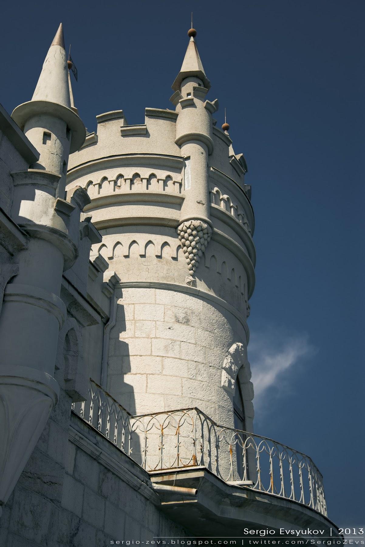 Ласточкино гнездо в Южном Крыму