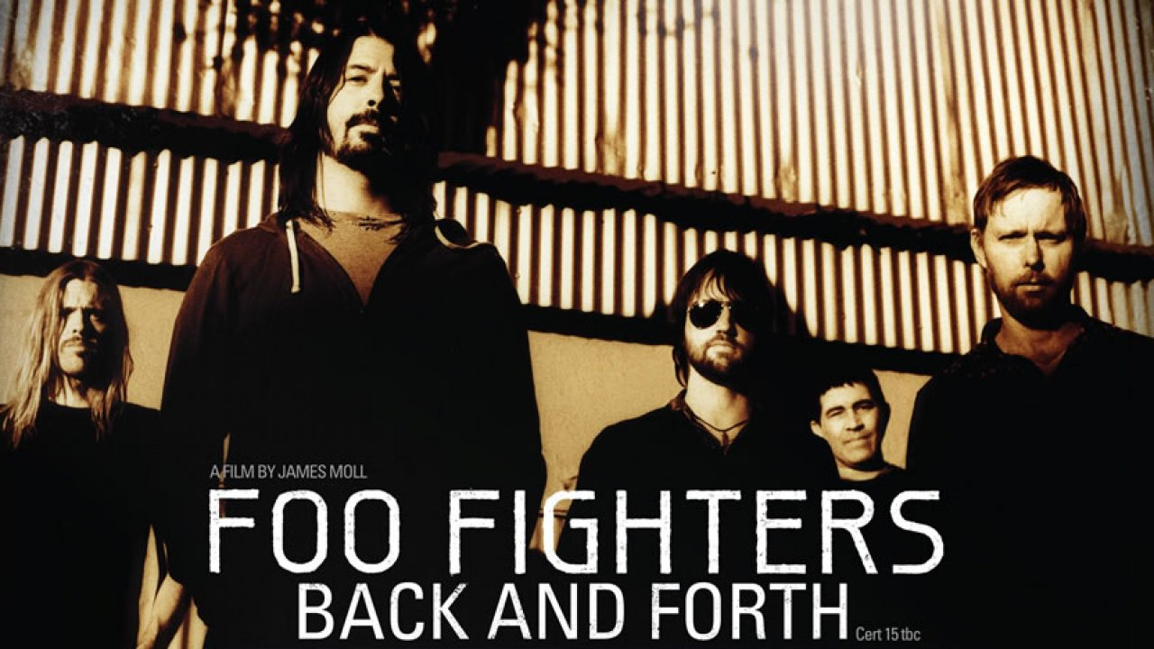 BACK AND FORTH Chords - Foo Fighters   E-Chords