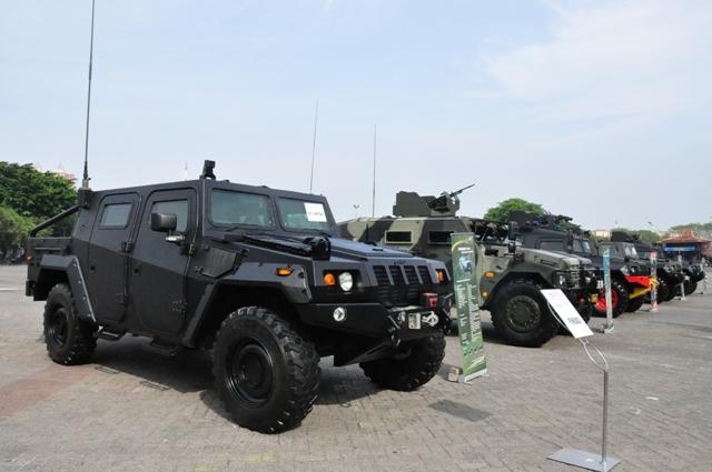 Mobil Humvee Indonesia (Komodo) Akan dijual Untuk Sipil Seharga 2 Miliar