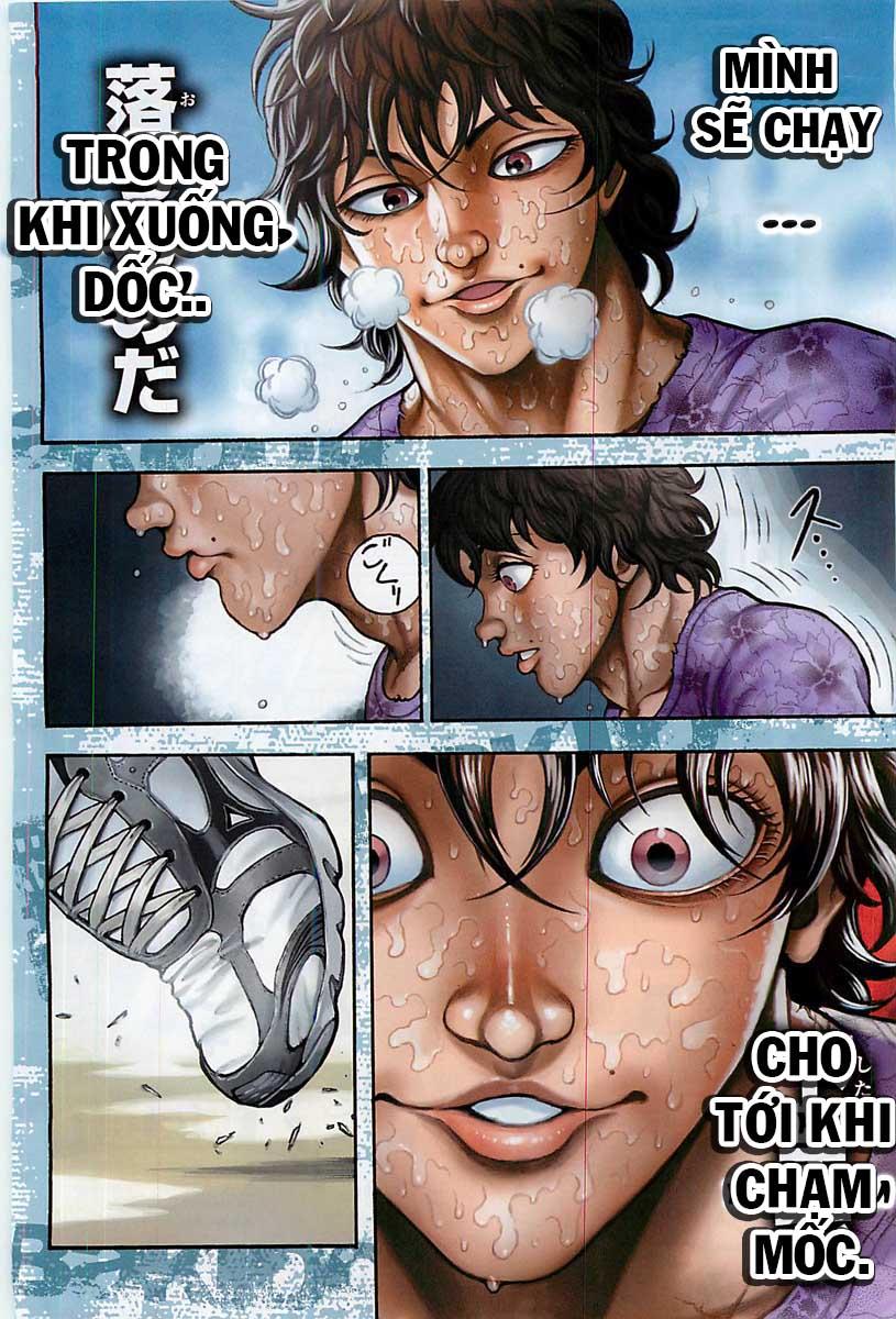 Baki Dou chap 1 Trang 3 - Mangak.info