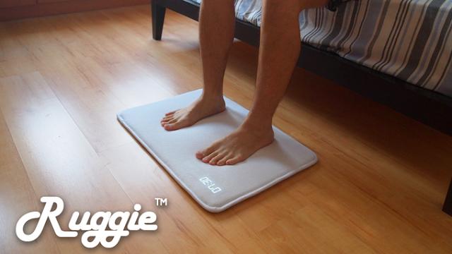 Ruggie™ - The World's Best Alarm Clock | Aus dem Bett zu kommen war noch nie so einfach