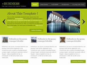 Css Templates - PlusBusiness | Download Gratuito!