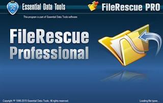Filerescue Professional Crack Serial Key Free Download