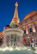 Paris Las Vegas Hotel: La Fontaine des Mers (ce)