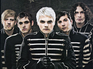 My Chemical Romance Break-Up