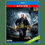 Soy leyenda (2007) THEATRICAL HEVC H265 2160p Audio Dual Latino-Ingles