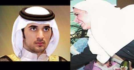 """أول تصريح من الأميرة """"هيا"""" بعد وفاة الشيخ راشد آل مكتوم"""
