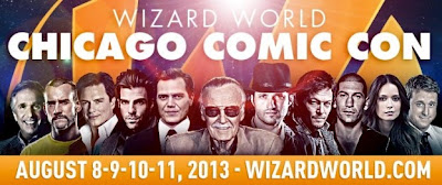 2013 Wizard World Chicago Comic Con Programming Schedule Announced