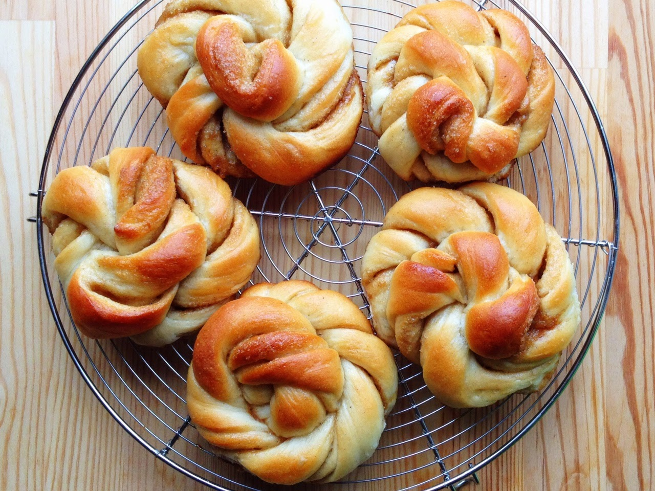 Swedish Cardamom Rolls Recipes — Dishmaps