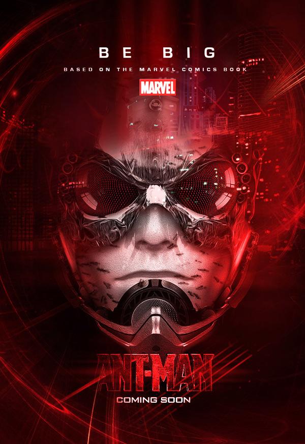 Ant-Man Movie Film Trailer 2015 - Sinopsis