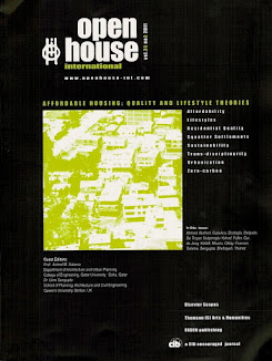 OHI Special Issue: Affordable Housing, Quality, and Lifestyle Theories