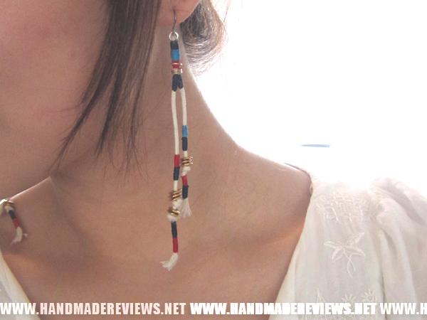 JewelMint Sea Breeze Earrings