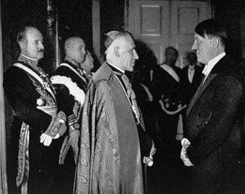 El Papa de Hitler: