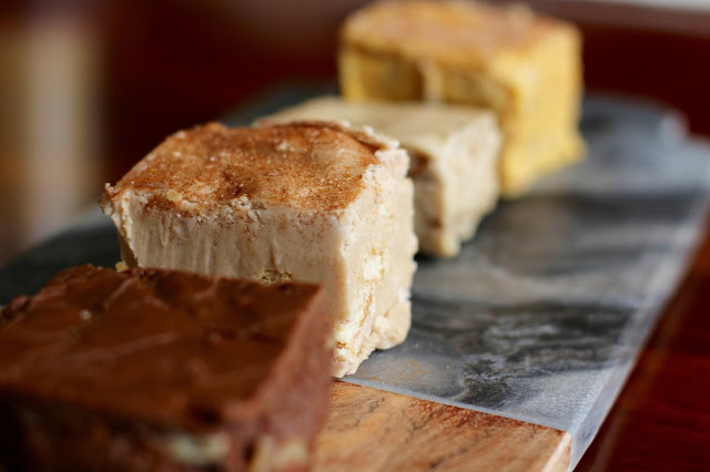 A Selection of Fudge from Oliver Pecan Company-San Saba, Texas