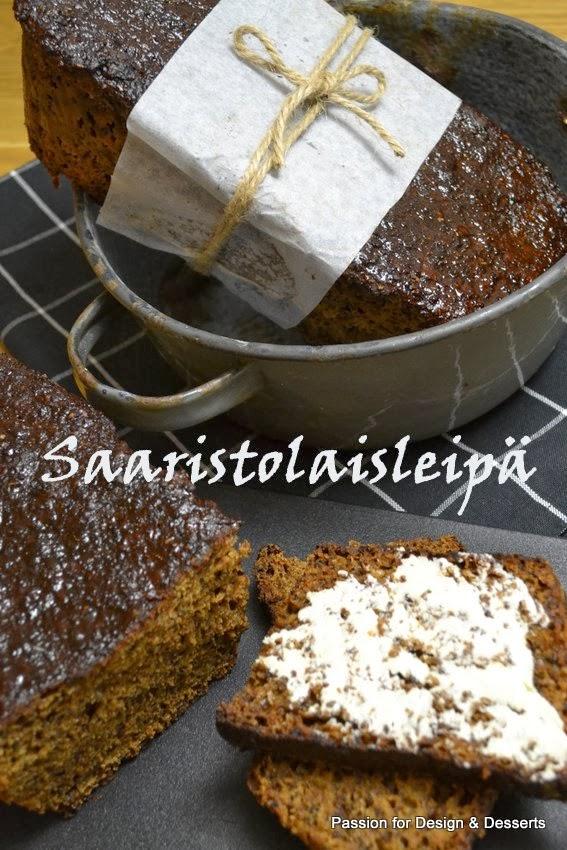 Itse tehty leipä