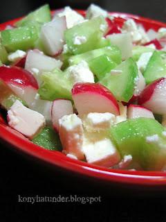 radish-cucumber-feta-salad