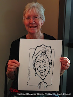 Caricatures for Christenson Developments