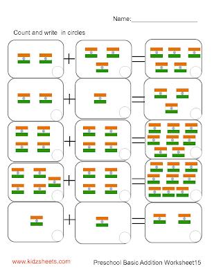 Free Printable Preschool Basic Addition Worksheets, Free Worksheets, Kids Maths Worksheets, Maths Worksheets, Preschool Basic Addition Worksheets,Basic Addition, Preschool, Kids Addition , Addition