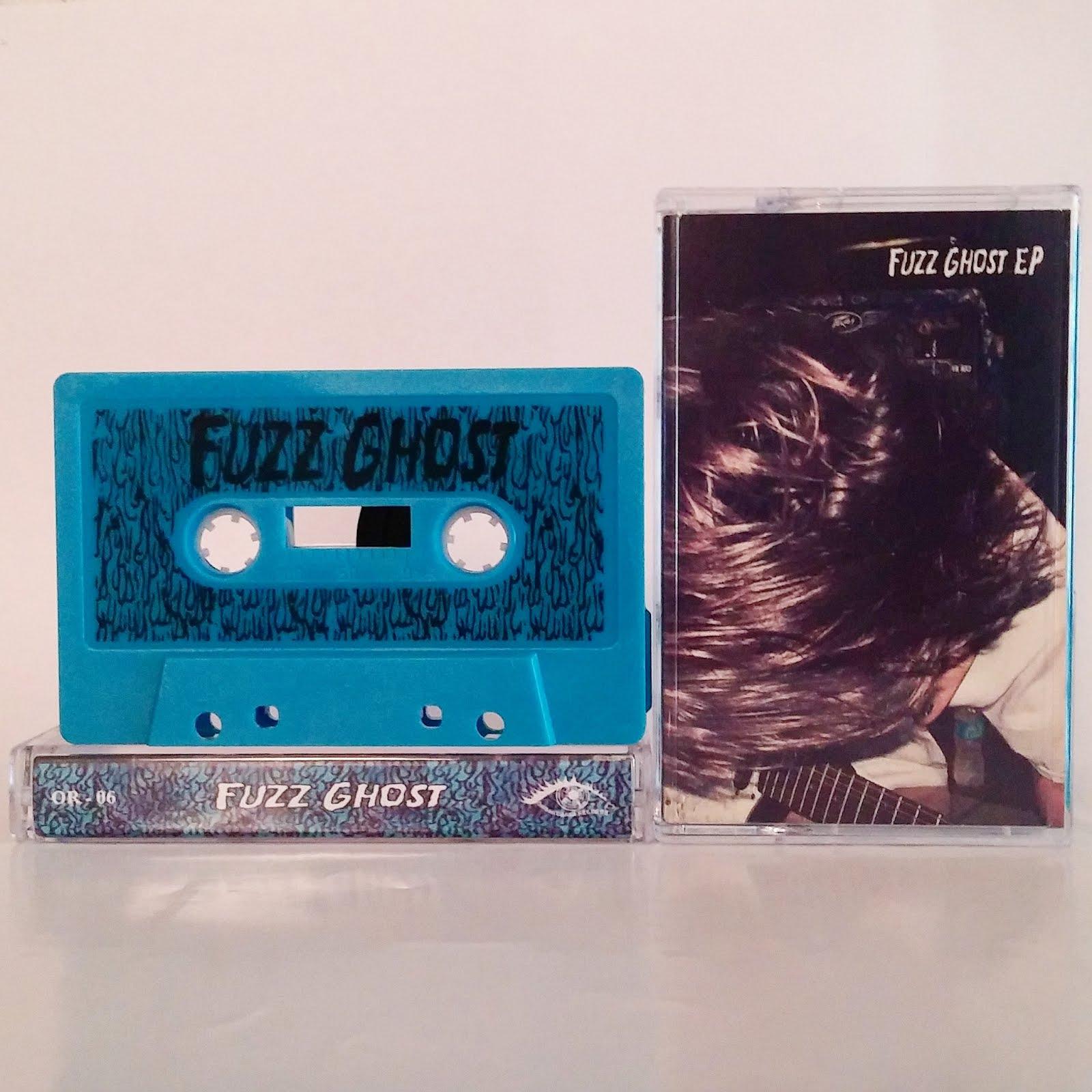 Goth Babe - Fuzz Ghost EP