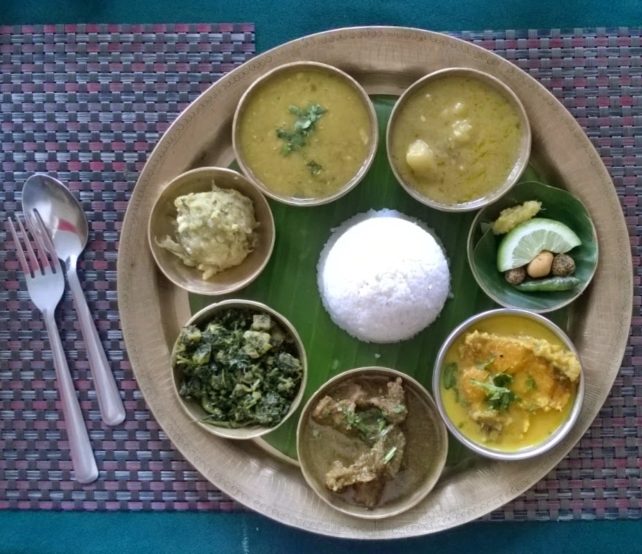 Wanderlust my tryst with north eastern cuisine for Arunachal pradesh cuisine