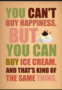 It's National Ice Cream Appreciation Month!