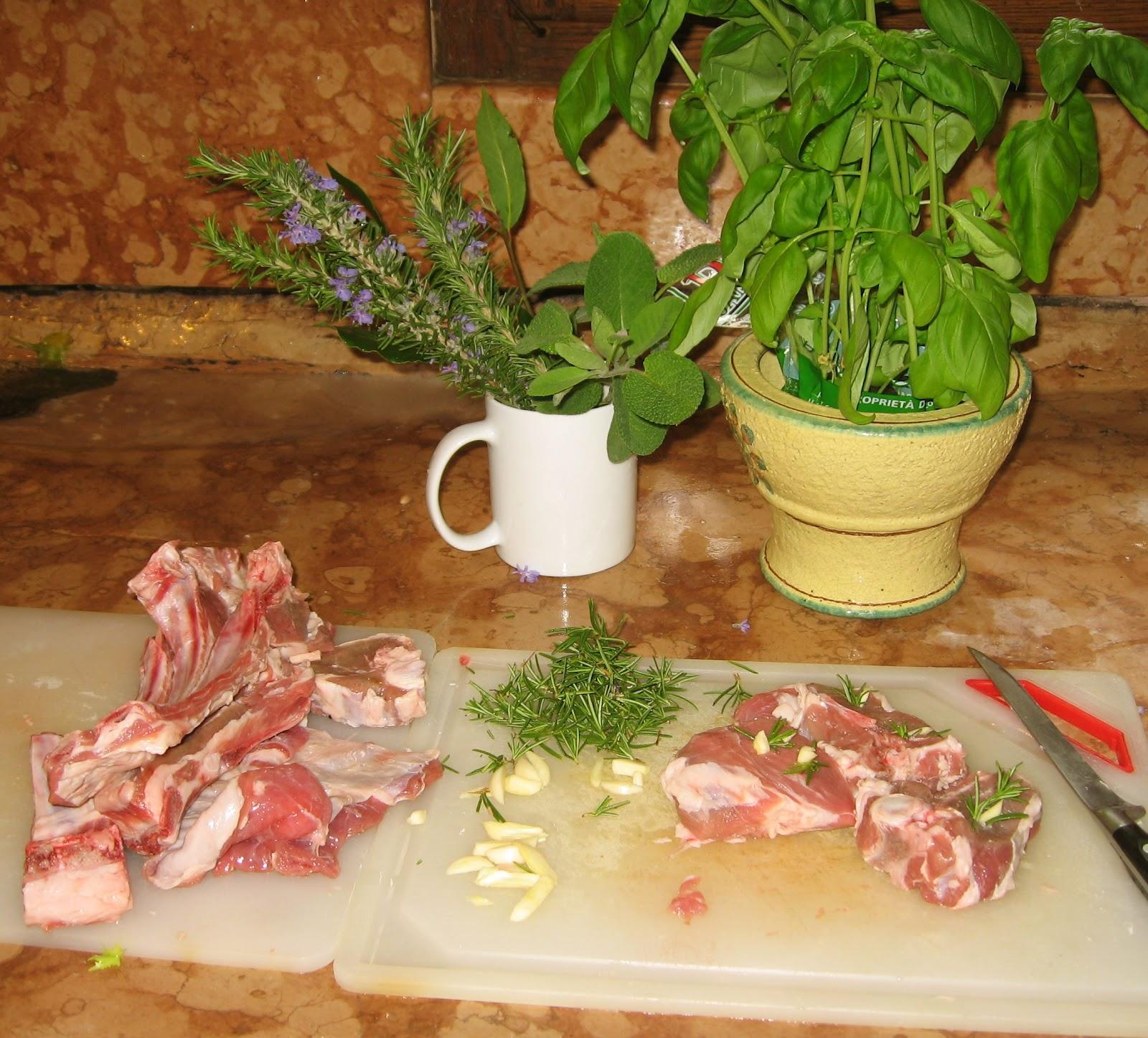 Lella Gourmand Capretto Al Forno Molto Marinato