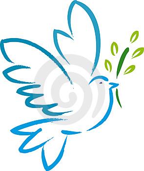 Si la paz se representa en una paloma es posible que sea porque las ...