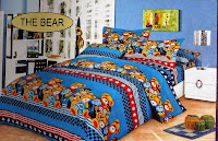 Sprei Bonita The Bear