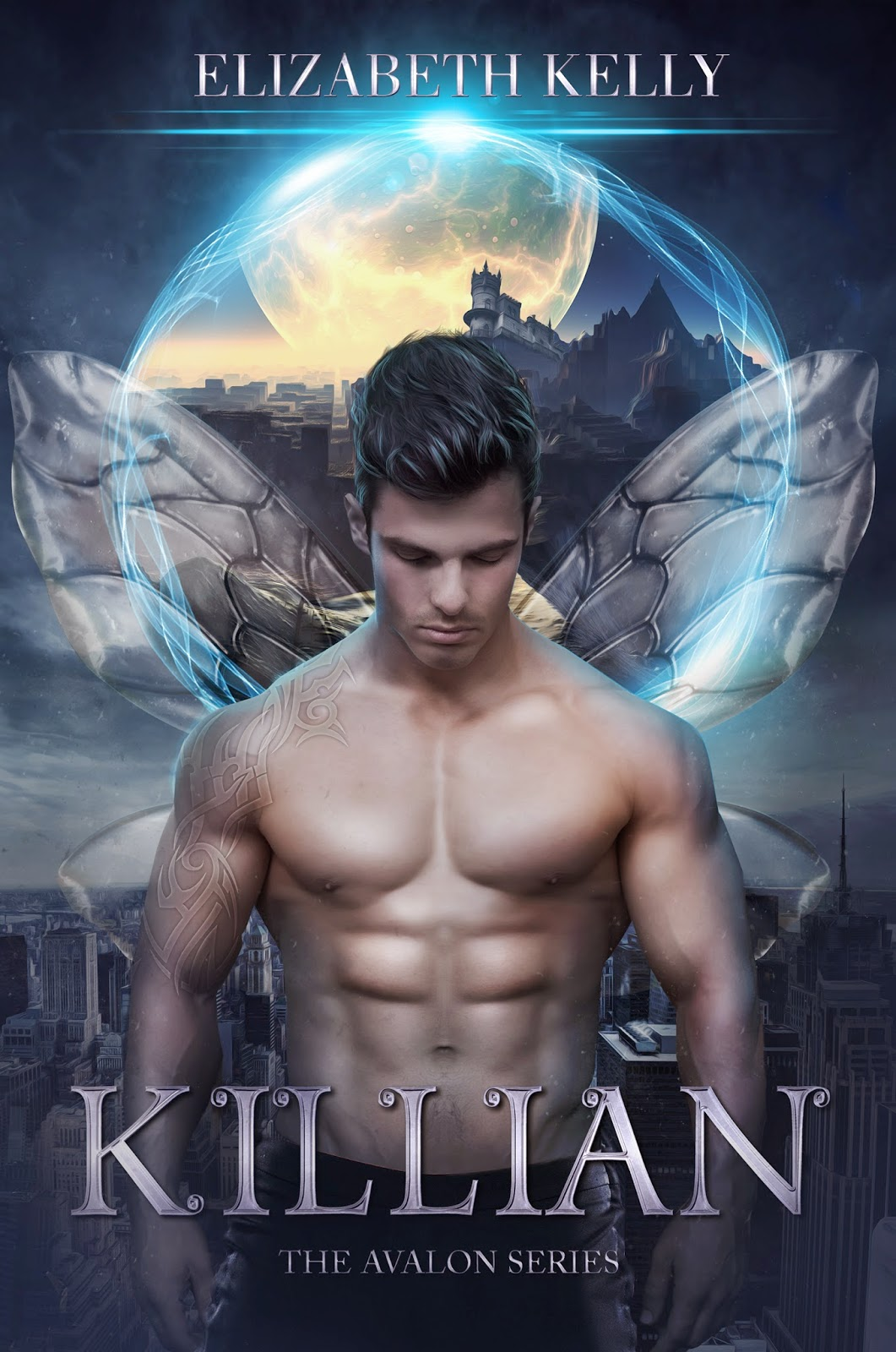 COVER REVEAL..  KILLIAN by Elizabeth Kelly