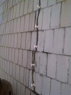 cara perbaikan beton retak