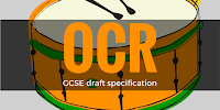 ocr gcse music draft specification - teacher and musician