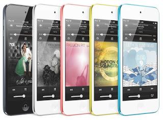 Apple Segera memasarkan New iPod Touch