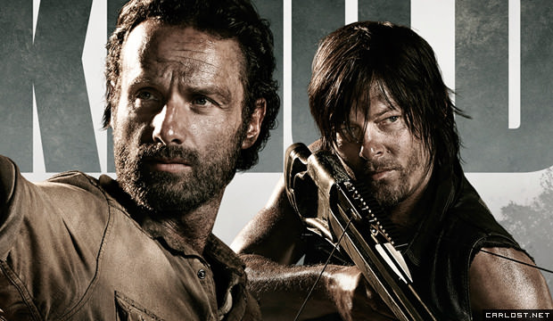 The Walking Dead 4ª Temporada: Informaciones,Fotos y Promos - Página 3 The-Walking-Dead-Poster-Temporada-4