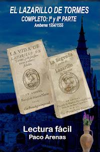 Primera y segunda parte EL LAZARILLO DE TORMES,