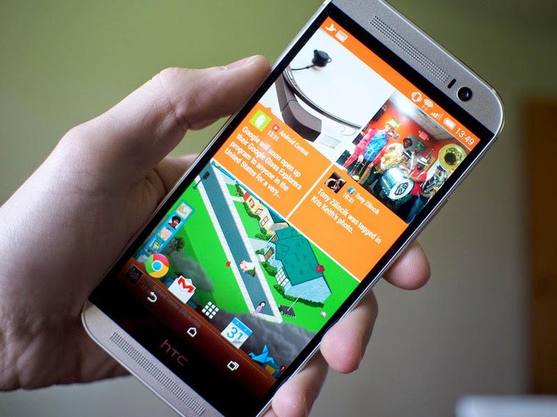 Come aggiungere immagine album o canzone su HTC One M9