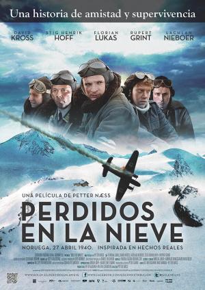PERDIDOS EN LA NIEVE (2012) Ver Online - Español latino