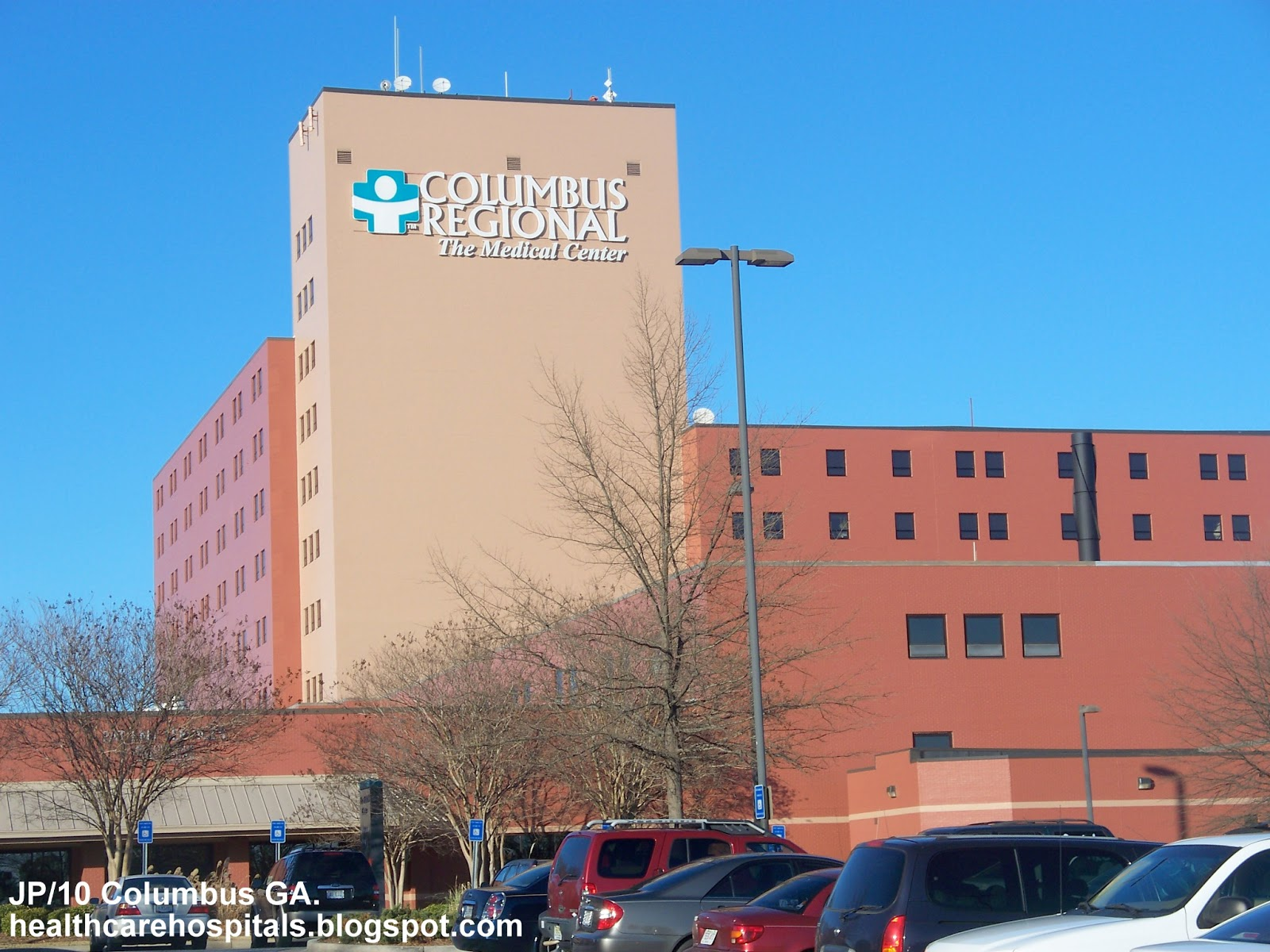 Home Columbus Regional Health