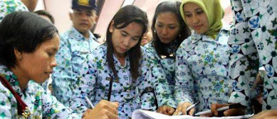 Persiapan Berkas PNS dalam Pendataan PUPNS