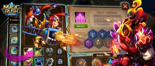 Game RPG Terbaru Magic Rush: Heroes v1.1.48 Apk