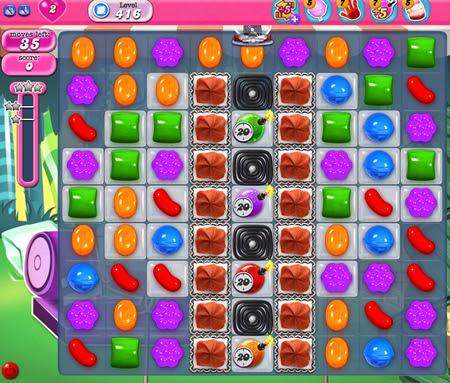 Candy Crush Saga 416