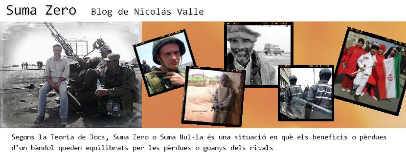 Blog de Nicolás Valle