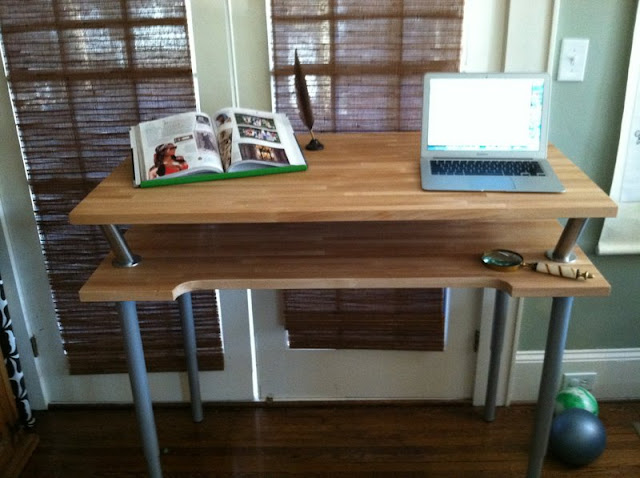 VIKA BRD STANDING DESK