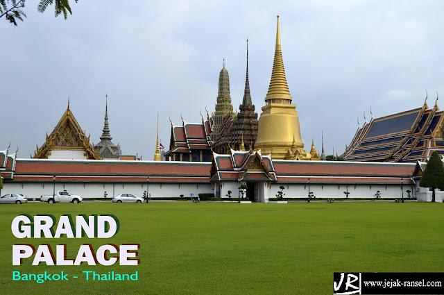 """""""Grand Palace Bangkok - Thailand"""""""