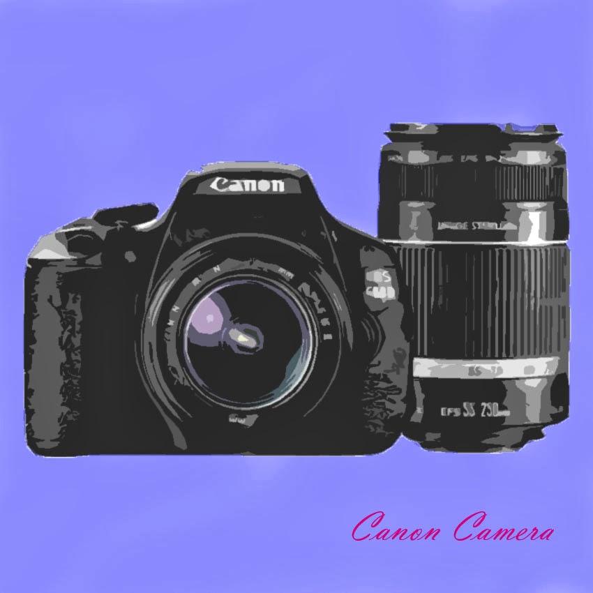 Daftar Harga Kamera Canon 2014 (Kamera Canon SLR, DSLR)