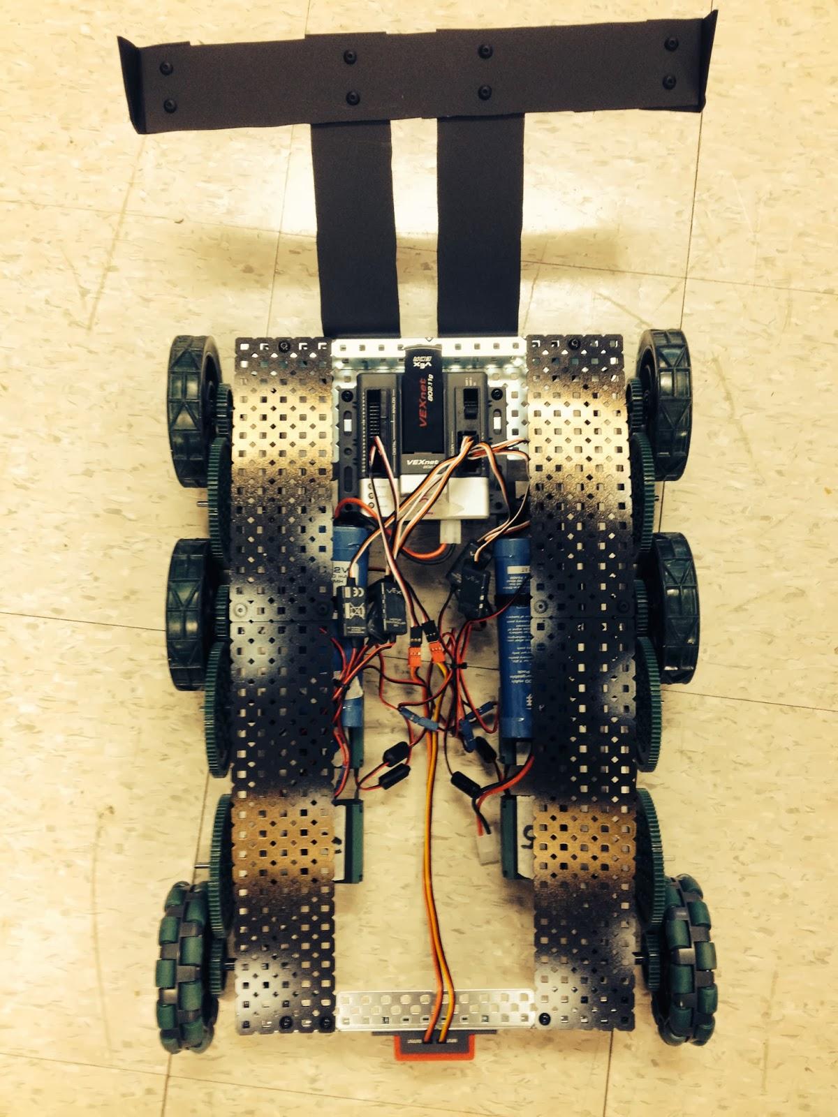 Vex Drag Racer Vex Robotics
